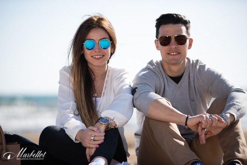 Noelia y Alex