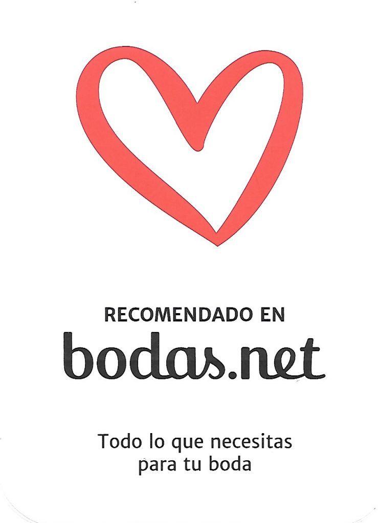 Recomendado por bodas.net